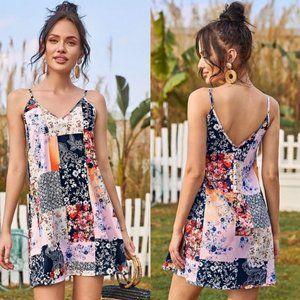Dresses & Skirts - DANA Floral Print Mini Dress
